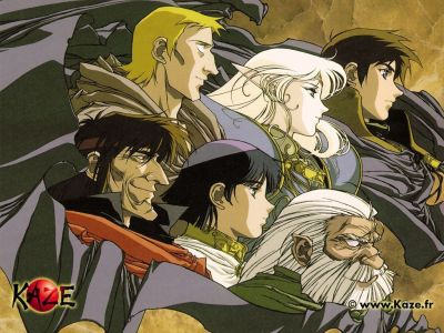Records of Lodoss War