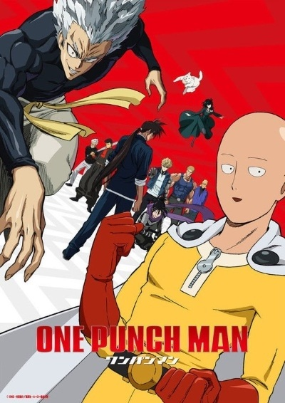 One Punch Man S02