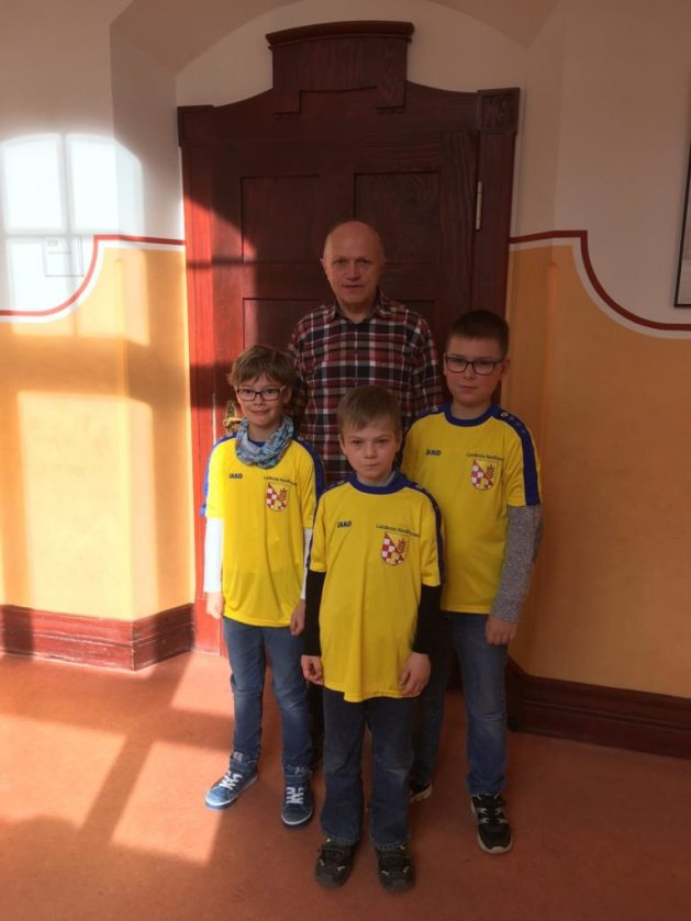 Mannschaft Bezirksliga Nord Jugend U 12