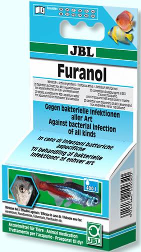 Bg-Pet.com - JBL Furanol 2 400 L Aquarium treatment ...
