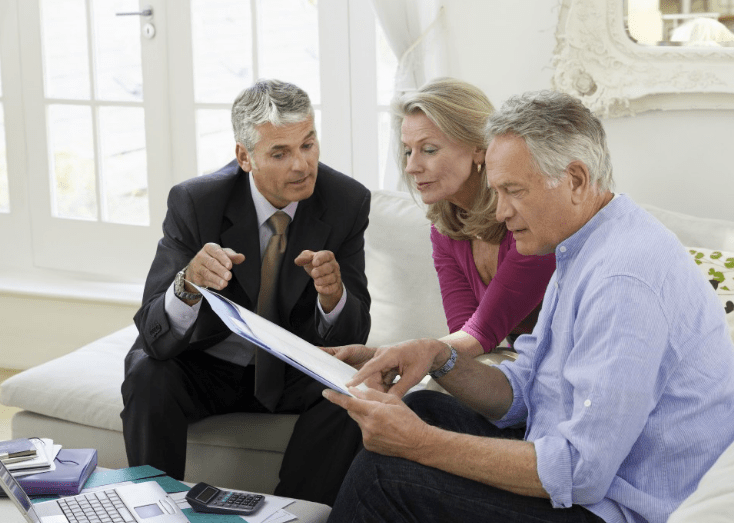 working with an insurance broker