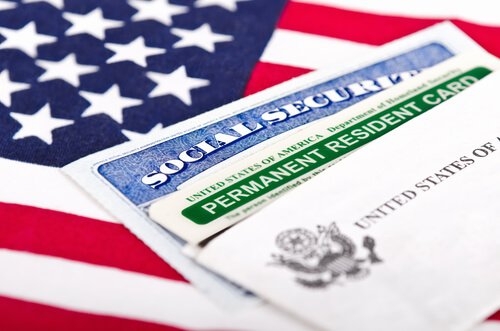 united states green card