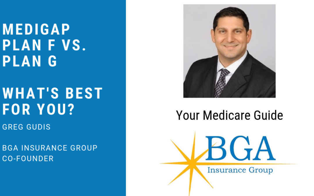 Medicare Plan F vs G – Which One Should You Pick?