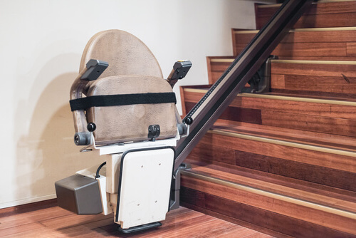 chair lift for staircase