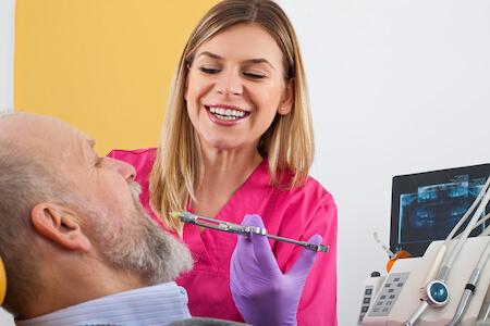 oral surgeon