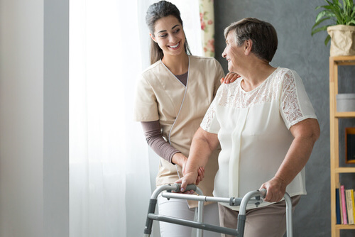 senior rehab services