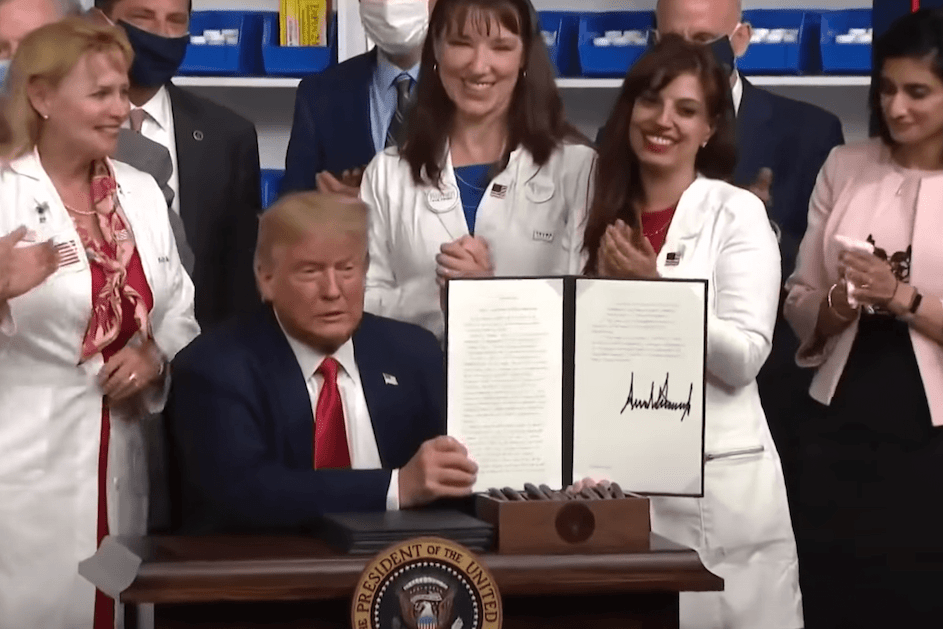 Trump Issues Executive Orders on Prescription Drugs – How Does it Affect Medicare?