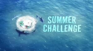 Summer Challenge Logo