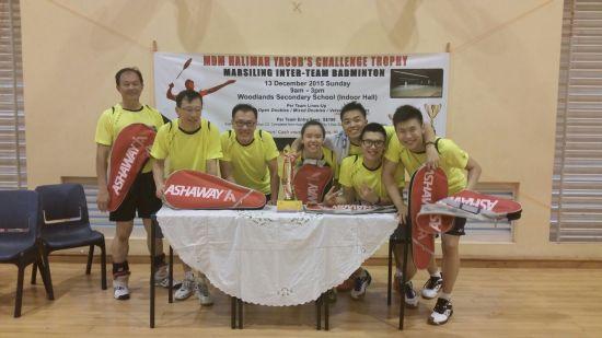Group Badminton Training Class