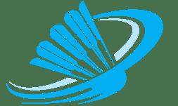 BG Badminton Academy Logo