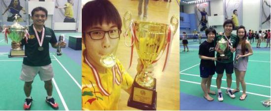 BG Badminton Academy Victory