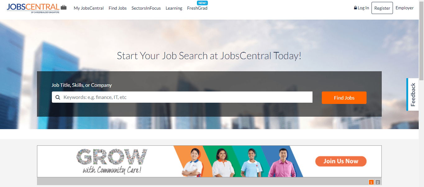 10 Websites Singaporeans Should Use to Search for Jobs in · BGC Group