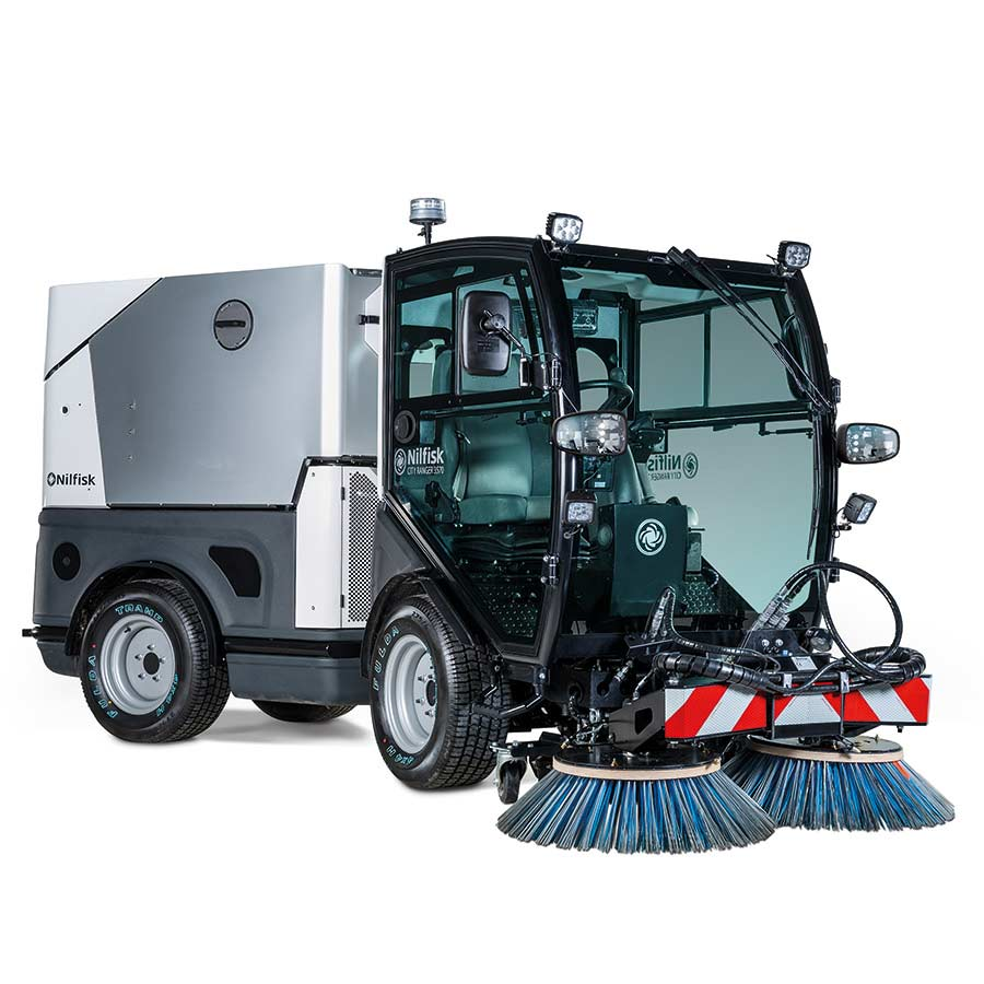 Nilfisk City Ranger 3570  CR3570  BG Cleaning Systems Ltd