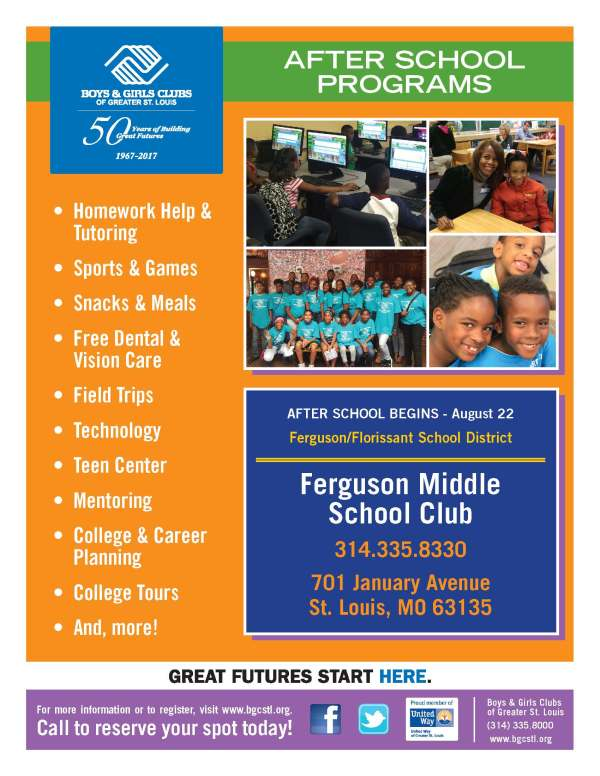 School Programs Boys & Girls Clubs