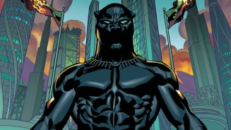 comic black panther