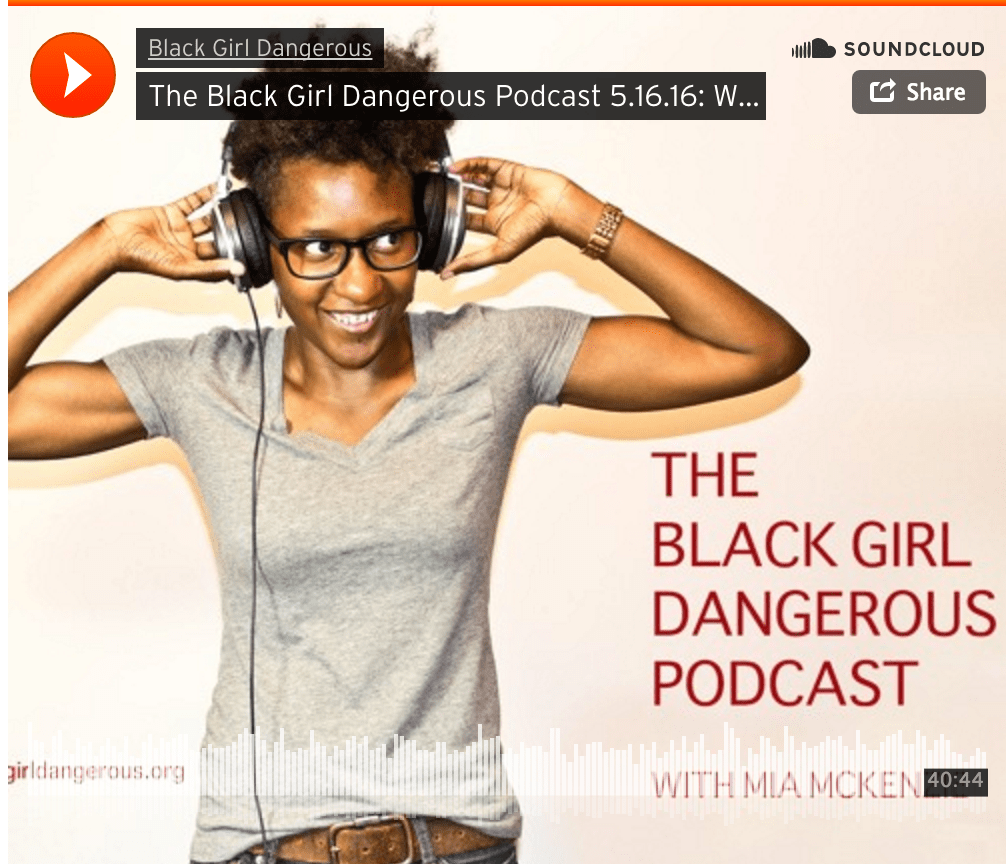 black girl dangerous podcast becky