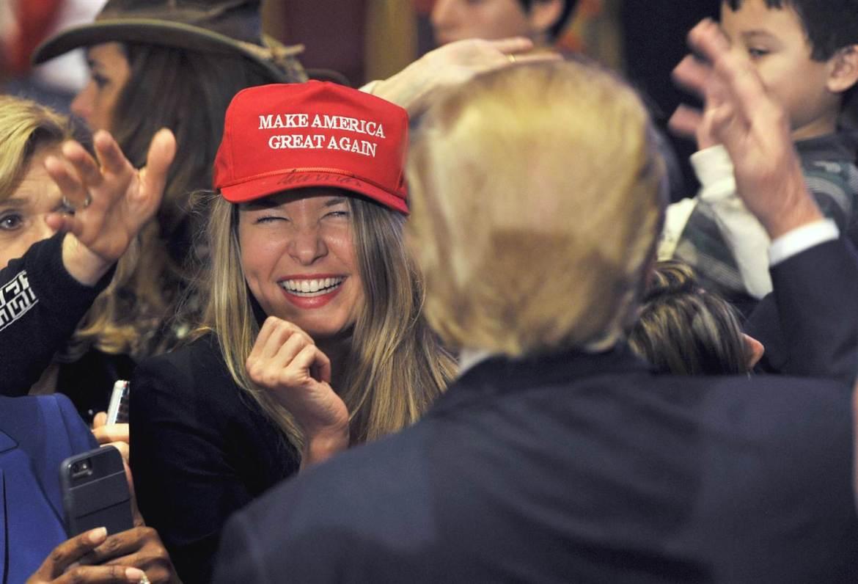 trump white women
