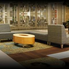 Sofa Mart Dining Tables Cognac Leather Australia Oval Coffee Table W/ Donut Hole - Cubecart