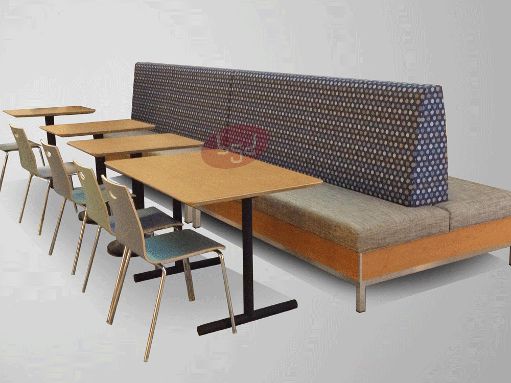 Double Sided Modular Bench Large Size Cubecart
