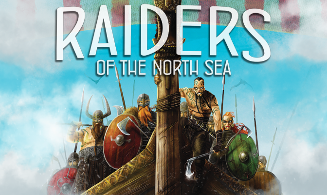 Цифровая Raiders of the North Sea