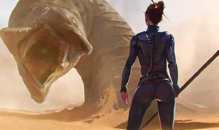Внешний вид Dune: Imperium