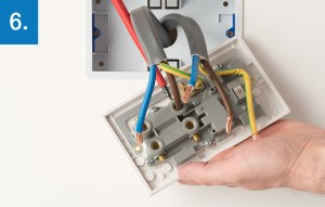 How to upgrade cooker control outlet   BG Electrical