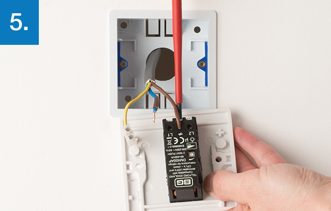 Wiring For Dimmer Switch