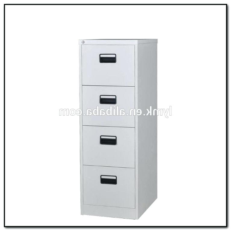 Unique 4 Drawer Metal File Cabinet With Lock Awesome Metal