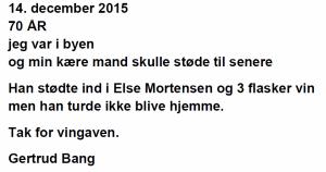 14-12-2015 Gertrud Bang