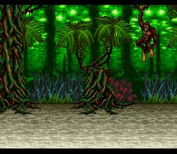 Background Hq Sonic Blastman Jungle