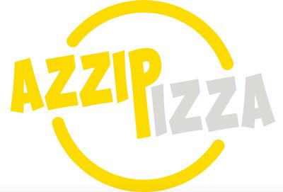 Azzip Pizza logo