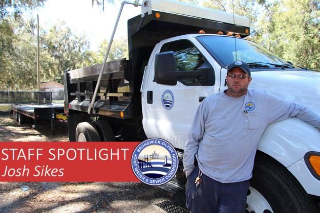 Staff Spotlight - Josh Sikes - 960w 640h