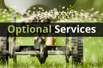 Optional Lawn Services