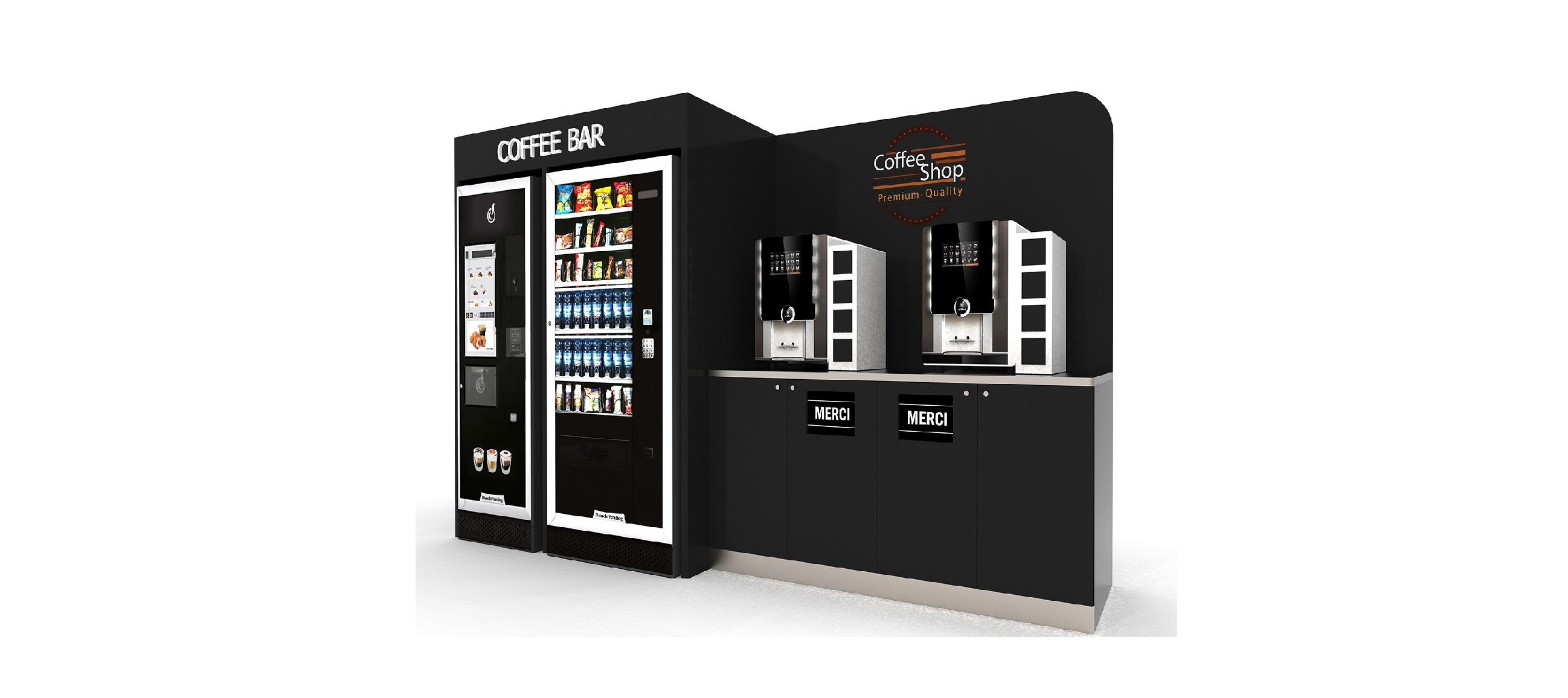 Coffee BAR CORNER BGM CONCEPT