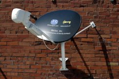 Data Satellite Connection