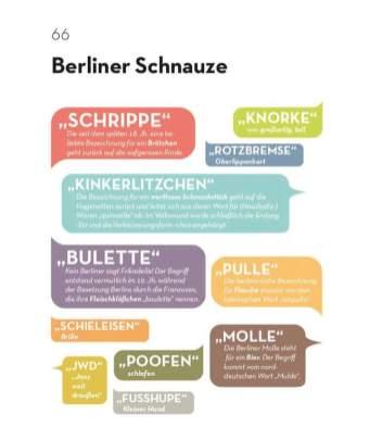 Berlin Dialect