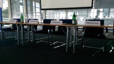 IBF Panel at VÖB Berlin, June 29th, 2016