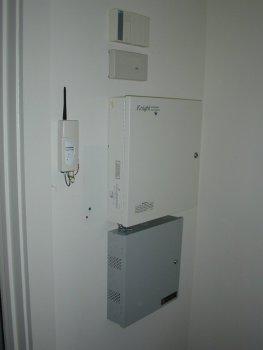 Alarm System Dallas Compound