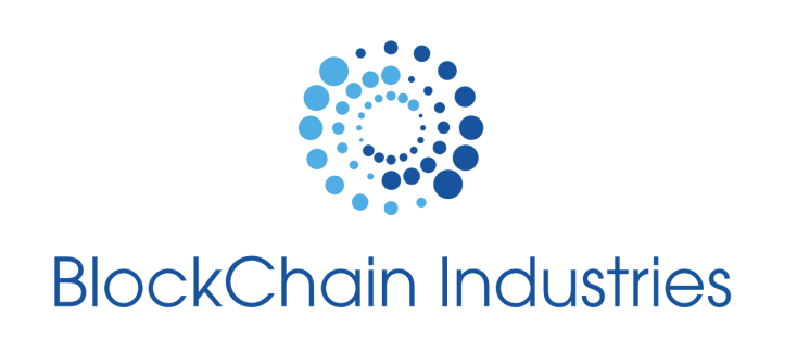 early BlockChain Industries Logo
