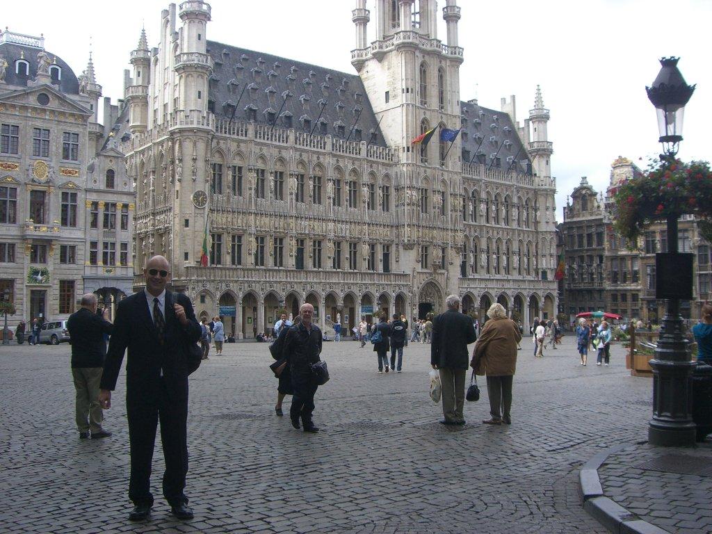 Grote Markt Brussels 02 SEP 2008