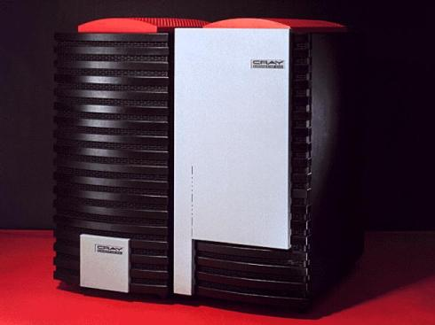 My Cray CS 6400