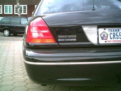 Cruiser #1 in Hamburg Germany