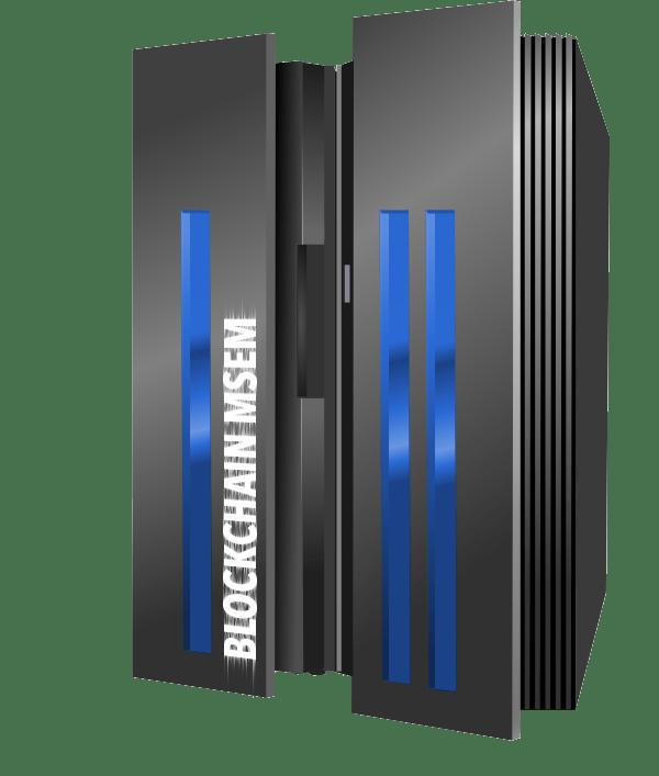 BCI Supercomputer Presentation Model