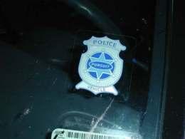 Pursuit Badge Cruiser #1