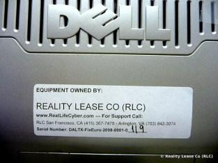 RLC Equipment Leasing
