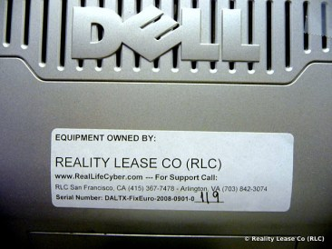 RLC Equipment Leasing