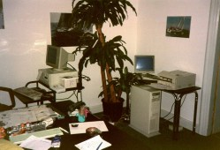 Novell Network I sold to East Germany after the wall fell