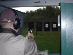 Training at the Garland Range