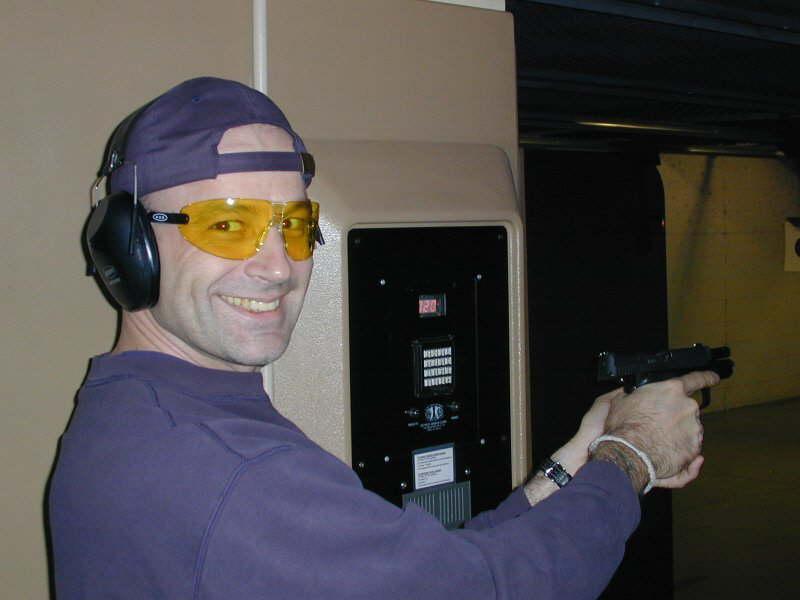 Company Gun Training