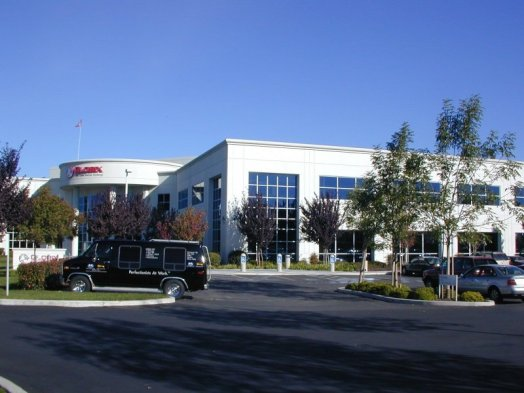 Completed Data Center - 2002
